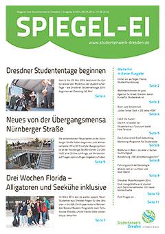 SPIEGEL-EI Cover 4/2014