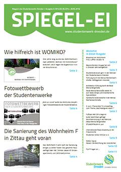SPIEGEL-EI Cover 5/2014