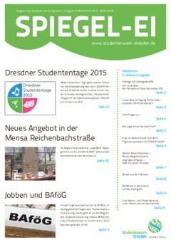SPIEGEL-EI Cover 3/2015