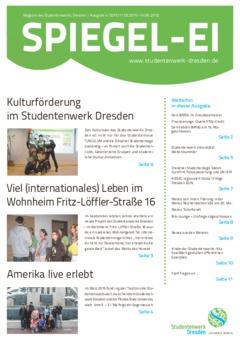 SPIEGEL-EI Cover 4/2015