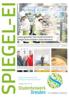 SPIEGEL-EI Cover 2/2016