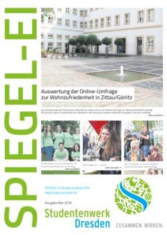 SPIEGEL-EI Cover 4/2016