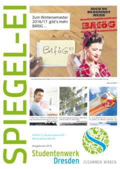 SPIEGEL-EI Cover 5/2016