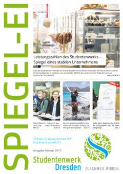 SPIEGEL-EI Cover 2/2017