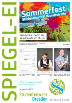 SPIEGEL-EI Cover 5/2017
