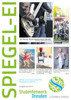 SPIEGEL-EI Cover 3/2018