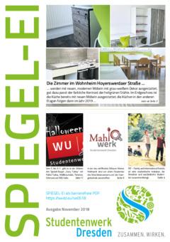 SPIEGEL-EI Cover 5/2018