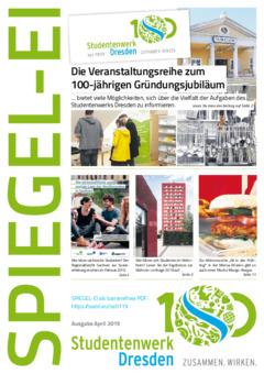 SPIEGEL-EI Cover 1/2019