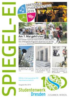 SPIEGEL-EI Cover 2/2019